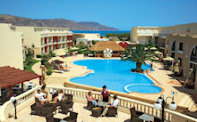 Foto Hotel Mythos Palace in Georgioupolis ( Chania Kreta)